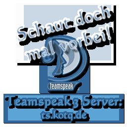 Direktlink zum TS3-Server